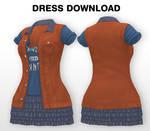 MMD Dress DL