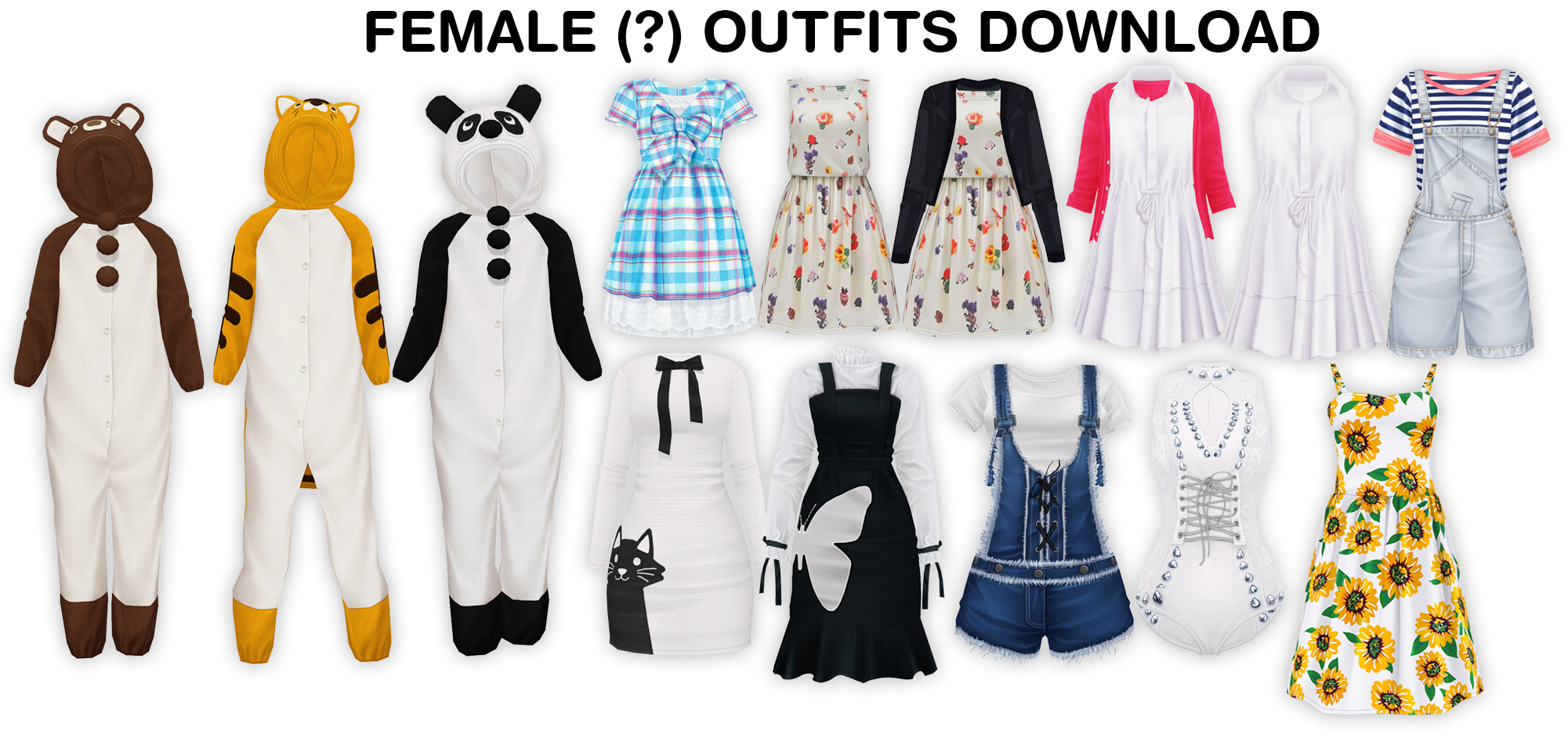 Mmd Clothes Favourites By XxMinishaxX On DeviantArt