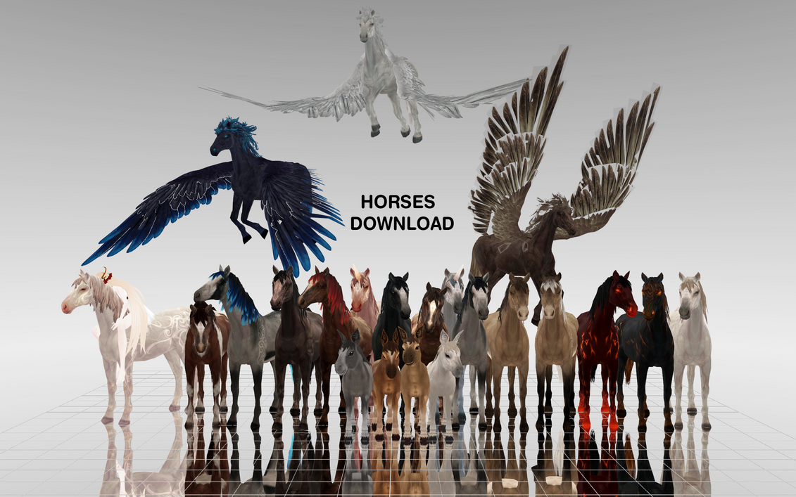 unicorn horse wallpaper 3d