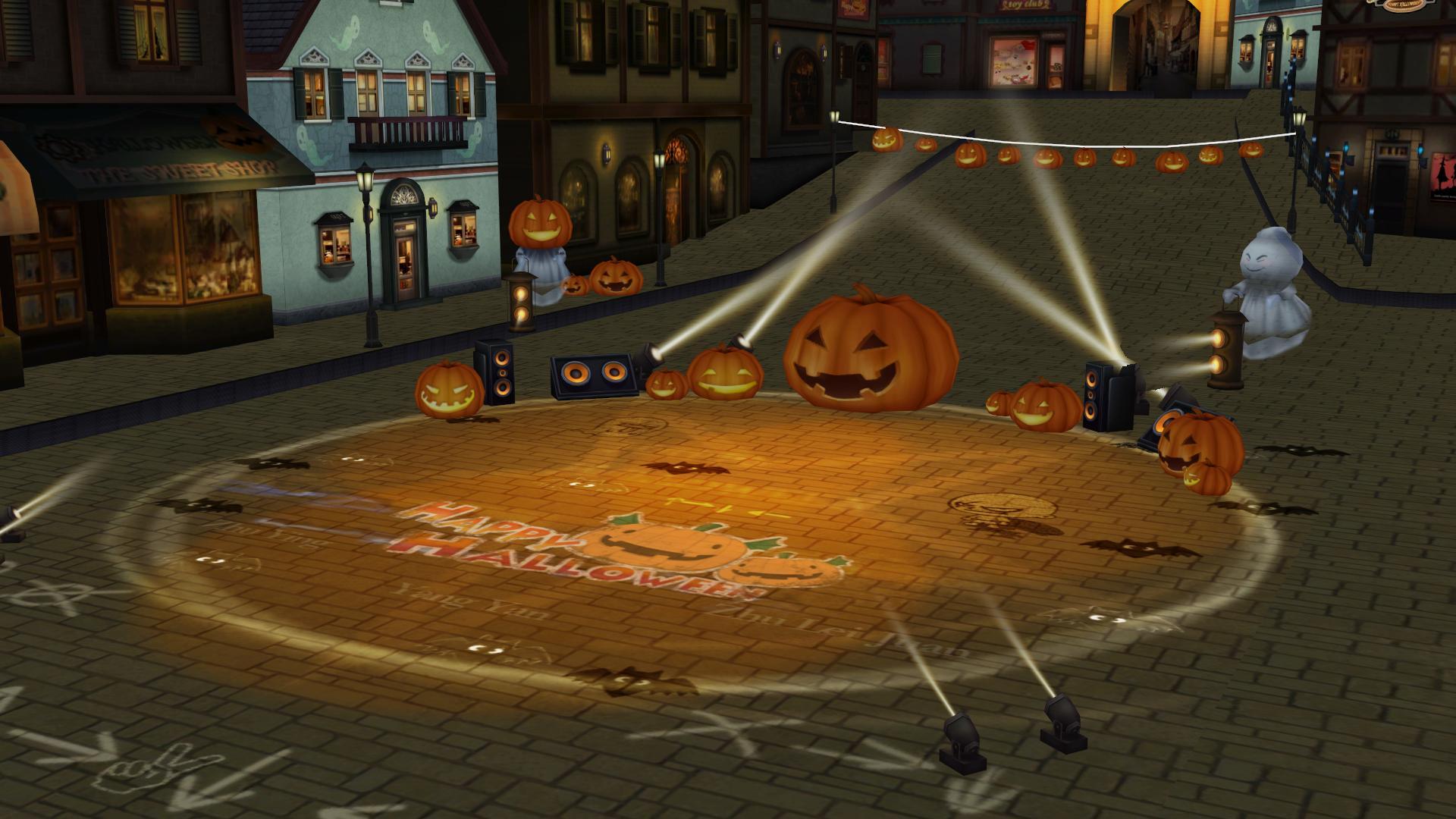 Mmd Halloween Stage Dl 2020 MMD STAGE] Halloween DL by UnluckyCandyFox on DeviantArt