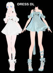 [MMD] Dress DL~