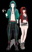 [MMD] Outfit DL