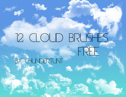 12 Clouds by chundertunt