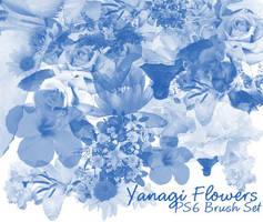 Yanagi Flower Brushes by yanagi-san
