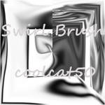 Swirl Brushes Pack - GIMP