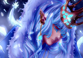 Snow King (animated) by Iduna-Haya