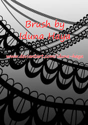 Lace brush 1 (free) by Iduna-Haya