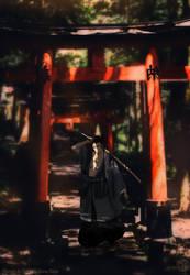 Silent Samurai - Animated [AT] by Iduna-Haya