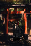 Silent Samurai (AT) by Iduna-Haya