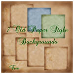 Old paper style free backgrounds