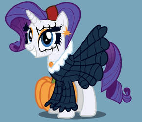 Night Mares of Ponyville - Rarity