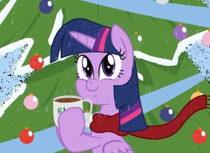 Twilight Sparkle Happy Holidays!