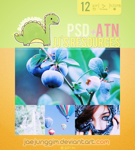 JJ's PSD+ATN 12 by enhancers