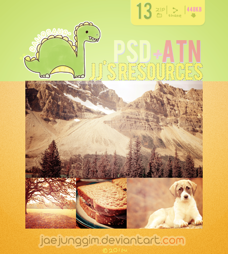 JJ's PSD+ATN 13 by enhancers