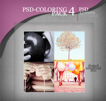 4 PSD - 4 by enhancers