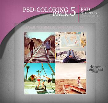 4 PSD - 5 by enhancers
