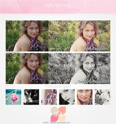 JJ's Sweet Lavender Action