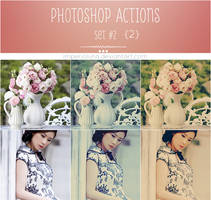 Photoshop Actions 2 by enhancers