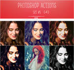 Photoshop Actions 5 + PSD