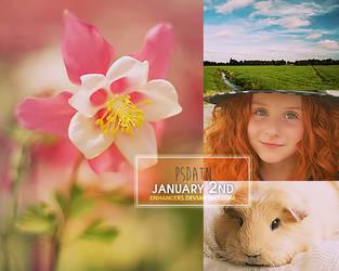 PSD+ATN - January 2nd by enhancers