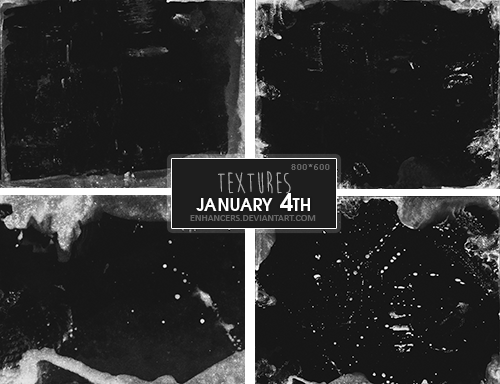 textures - January 4th by enhancers