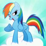 My Little Pony - Rainbow Dash Gems Collection