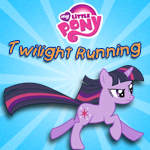 My Little Pony - Twilight Running by mdvgames