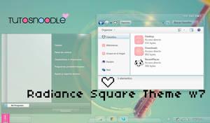 Radiance Square theme w7 byminhtrimatrix