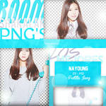 38/ Nayoung (produce 101) Pack PNG