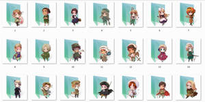 APH folder icons - Others