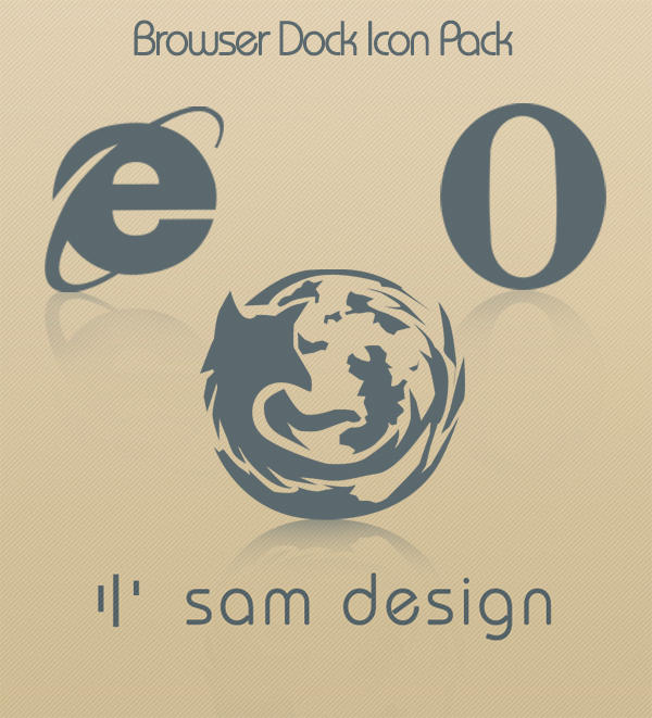 sam design - browsers by The-Golden-Brown