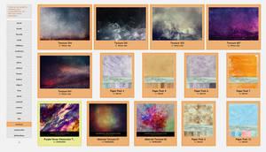 Organized Gallery Skin