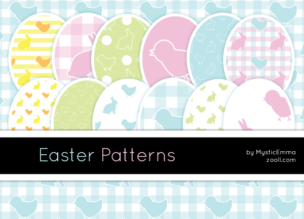 Playful Hearts Patterns By Mysticemma On Deviantart - Wallpaperzen org