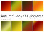 Autumn Leaves Gradients
