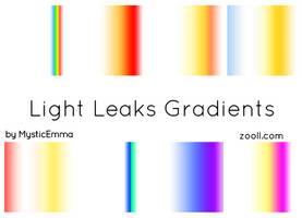 Light Leaks Gradients by MysticEmma