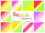 Popsicle Gradients