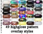 49 HighGloss Styles