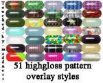 51 HighGloss styles