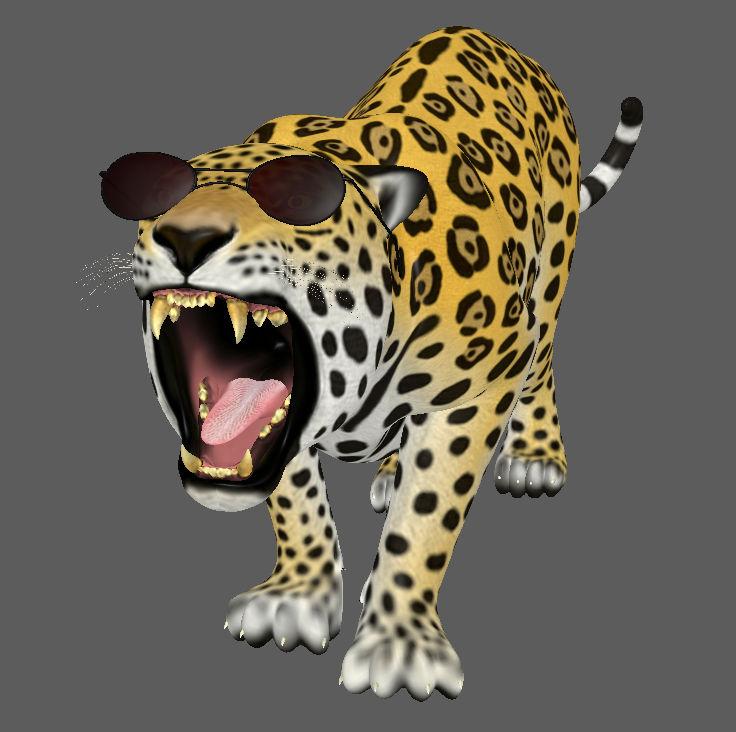 Jaguar Roar Animation by Evilution90 on DeviantArt