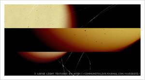 3 Large light Textures
