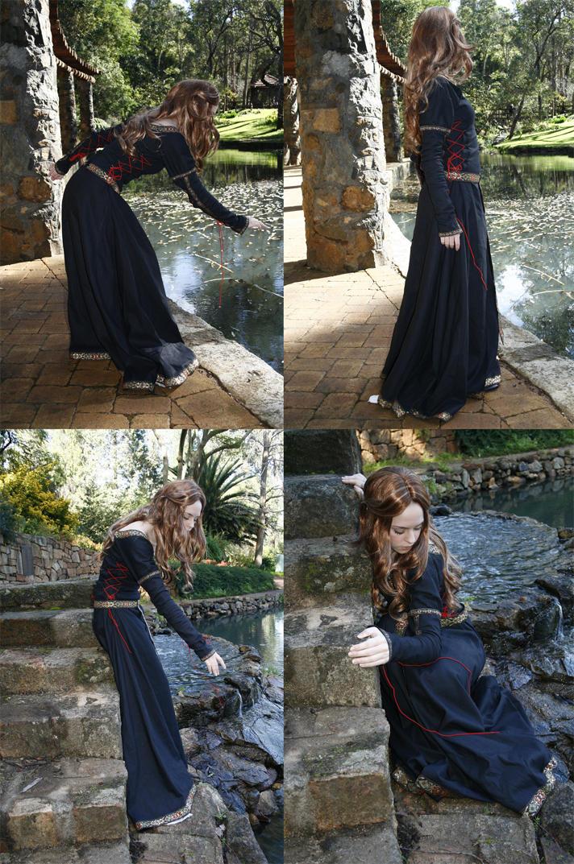 Araluen Princess5 by faestock