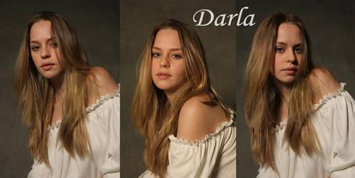 Darla 3 by faestock