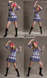 Flower Power2 by faestock