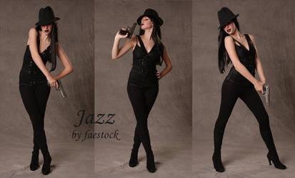 Jazz 4 by faestock