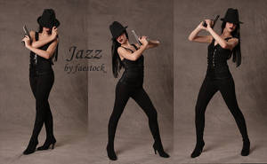 Jazz 5 by faestock