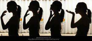 Silhouette 9 by faestock
