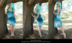 Blue Faery 2