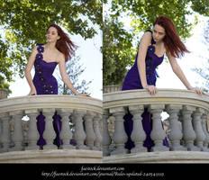 Violet 6 by faestock