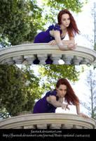 Violet 8 by faestock