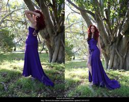 Violet 20 by faestock